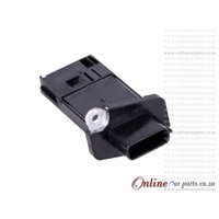 Volvo Air Flow Meter MAF - V40 Estate (VW) 2.0 T 10-97 to 07-00 1948 B4204T 3 Pin OE 5WK9604 30611231