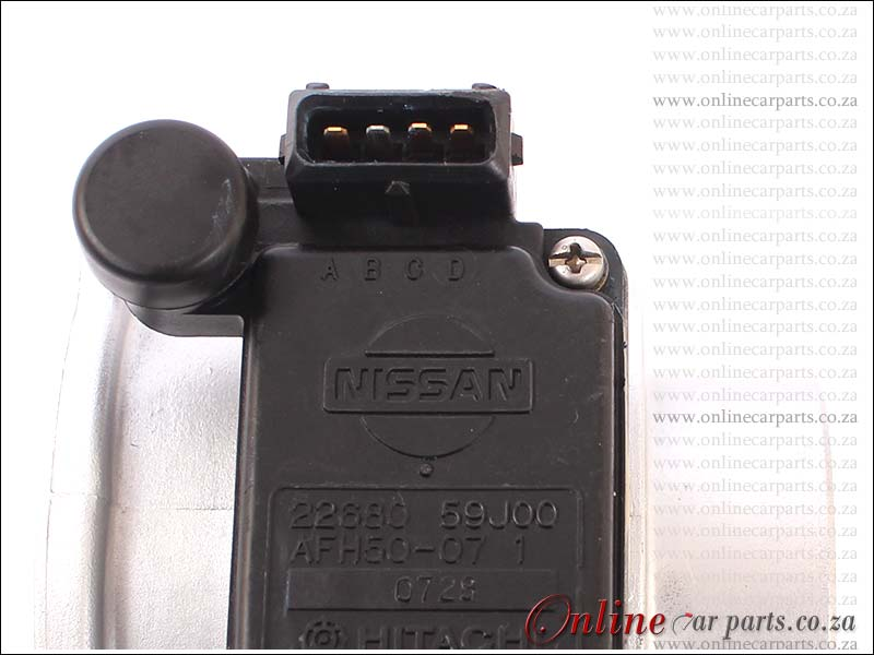 Mercedes Air Flow Meter MAF - SL (R129) 500 (129.068) Au=> 05-98 => 10-01 M113961 5 Pin OE 0280217810 1130940048