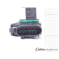 Mercedes Air Flow Meter MAF - Class E (W211) E500 4-matic (211.083) 10-03 => 4966 M113969 5 Pin OE 0280217810 1130940048