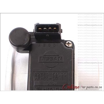 Mercedes Air Flow Meter MAF - Class S COUPE C215 CL600 (215.378) 03-99 => 03-06 5786 M137970 5 Pin OE 0280217810 1130940048