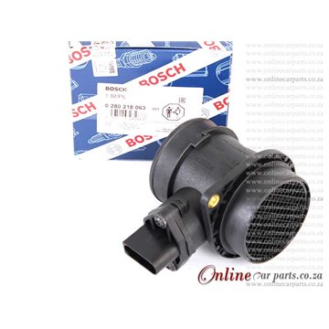 VW Air Flow Meter MAF - LT 28-46 II Van (2DX0AE) 2.5 TDI Diesel 05-01 to 2461 BBE OE 0281002463 038906461