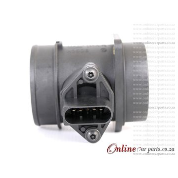 VW Air Flow Meter MAF - TRANSPORTER IV (70XB,70XC,7DB,7DW) 2.5 TDI Diesel 05-98 to 04-03 AYY OE 0281002463 038906461
