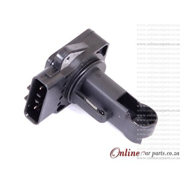 VW Air Flow Meter MAF - LT 28-46 II (2DX0FE) 2.5 TDI Diesel 05-99 to AVR OE 0281002463 038906461