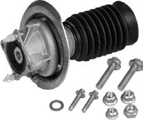 VW JETTA 1 MK I 1.3 GL, GLX 81-85 R27MK Clutch Kit
