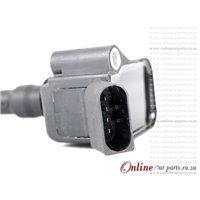 BMW Alternator - E46 316Ti Compact 2001- N46 145A 12V 6 Groove E8 OE 0124525045 12317521490