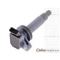 Scania Truck Alternator - T Series 24V 100A 62mm 8 Grooves OE 0124655007 1475569 0986047820