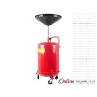 ISUZU KB230 SWB P/Up Centre Bearing 89-04 4ZD1 Petrol AR5398 Rubber Only [-98]
