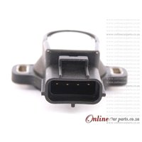 Toyota Corolla Auris RUNX Verso 140i 1.4 4ZZ-FE Crankshaft Speed Pick Up Angle Sensor OE 9091905030