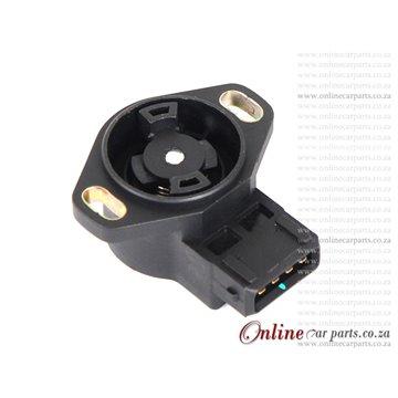 RENAULT CLIO II 1.6i16V Sport 79KW 99-06 R322MK Clutch Kit