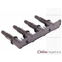 Hyundai Terracan 2.9 3.5 01-09 Rear Shock