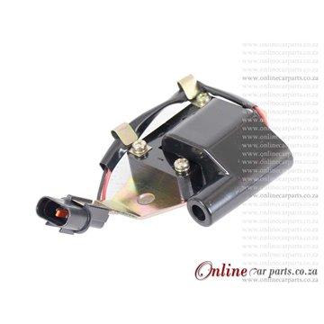Alfa Romeo 145 2.0 16V Twin Spark QuadrifoGLio 110KW 96-01 R297MK Clutch Kit