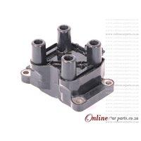 Citroen C2 / C3 02- Rear Shock