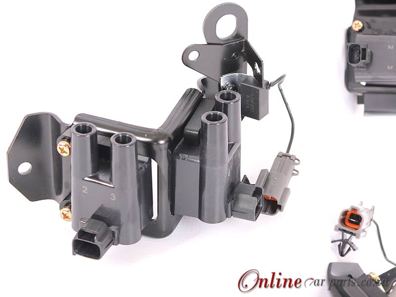 Nissan 1 Ton Hardbody 3000 4X4 (VG30E) 89-02 Water Pump