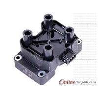Peugeot 407 Series 2.7 V6 HDi DT17-TED4 06-08 Water Pump