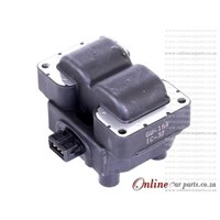 Fiat Uno 1.4 Pacer Fuel Injection motor 159A3.046 90-92 Water Pump