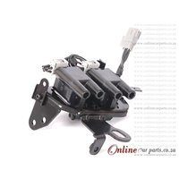 Kia Picanto 1.1 G4HG 04 on Water Pump