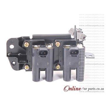 Mazda 323 130 B3 95-01 Water Pump