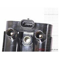 Hyundai Elantra 1.8 4G67 98-98 Water Pump
