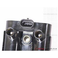 Ssang Yong Kryron M200 XDi Xdi 06 on Water Pump