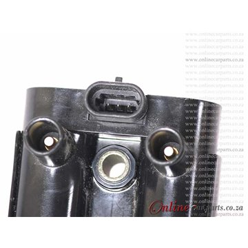 Volkswagen Polo 1.6 BAH 06 on Water Pump