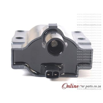Ford Fiesta 2.0 ST DURATEC N4JB 05 on Water Pump