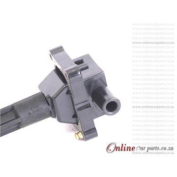 Kia Shuma II 1.8i TBD 02-04 Water Pump