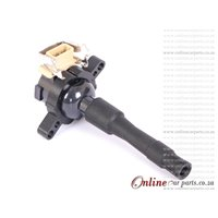 Volkswagen Golf V 1.6 16V BGU BLF 06 on Water Pump