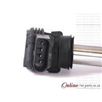 MERCEDES C180 C220 KOMPRESSOR C22 C220 C230 C280 (W204) Rear Solid Brake Disc 2005 on