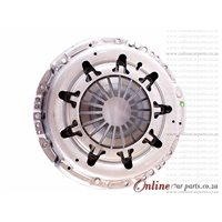 Toyota Fortuner Head Light Manual Left Hand (E Mark Approved) MID L1 10-11