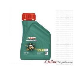 Castrol Magnatec 10W-40 500ml Part Synthetic Petrol and Diesel Engines Oil