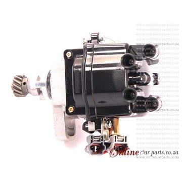 Toyota Hilux 2.7 3RZ Carb Model With Vacuum Distributor