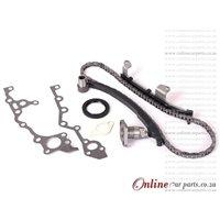 Toyota Condor 2.4 4X2 4X4 00-05 2R-ZE 8V 85KW Timing Chain Kit