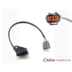 Mazda Etude 323 Familia Protege Crankshaft Sensor Crank Angle Sensor OE ZL0118221A