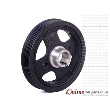 DAIHATSU MATERIA 1.5 T 10- 3SZ-VE 16V Crankshaft Crank Vibration Damper Pulley