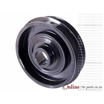 Chery QQ3 0.8 2006- SQR372  Crankshaft Crank Vibration Damper Pulley