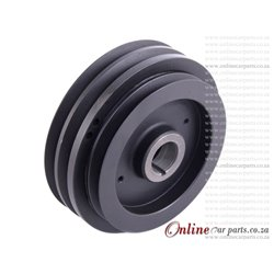 NISSAN 300ZX 3.0L TWIN TURBO 90-96 VG30DETT 24V Crankshaft Crank Vibration Damper Pulley