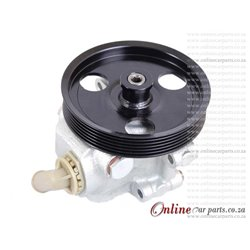 Ford Bantam Fiesta IKON KA 1.3 1.6 ROCAM 8V 98-12 14mm Pipe Power Steering Pump