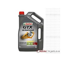 Castrol GTX Ultraclean 5L 10W40 Synthetic Technology Engine Oil