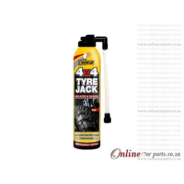 SHIELD 500ml Tyre Jack