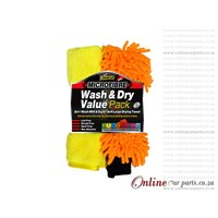SHIELD Microfibre Wash and Dry Value Pack