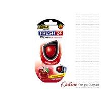 SHIELD 80g Fresh 24 gel air freshener