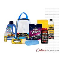 SHIELD 8-Piece Clean and Shine Kit