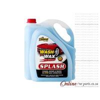 SHIELD 5L Wash plus Wax Car Shampoo