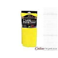 SHIELD 160mm x 410mm Microfibre Drying Towel
