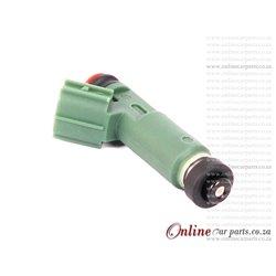 Toyota Corolla RunX Verso RAV4 II MR2 180i 1ZZ-FE Fuel Injector OE 23250-22040