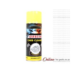 Carburettor Carb Cleaner 450ml Cures Hard Starting Performance Additive Improves Engine Performance
