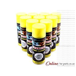 Carburettor Carb Cleaner 450ml Cures Hard Starting Performance Additive - Pack of 10