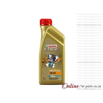 Castrol Edge 5W-40 1L Fully Synthetic Technology Petrol and Diesel Engine Oil