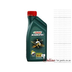 Castrol Magnatec 5W-40 1L Fully Synthetic Technology Petrol and Diesel Engine Oil