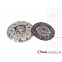 VOLVO C70 2.3 T5 Turbo Coupe 20V 5-CYL 176KW 98-02 Clutch Kit